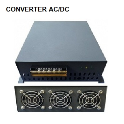 CONVERTER 220VAC/220VDC/15A